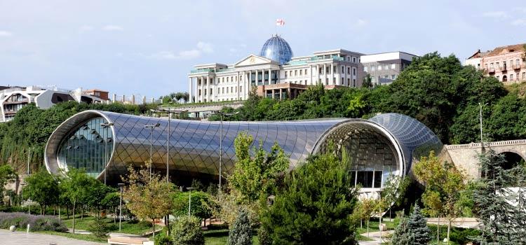 свободная торговля между Грузией
