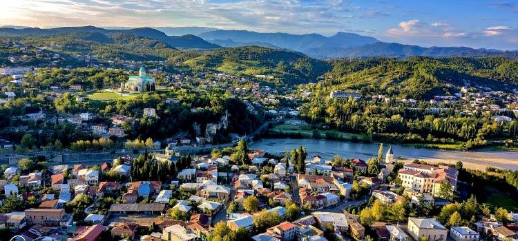Свободные индустриальные зоны в Грузии