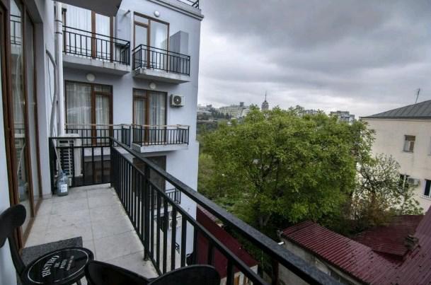 Аренда роскошной квартиры в Старом Тбилиси