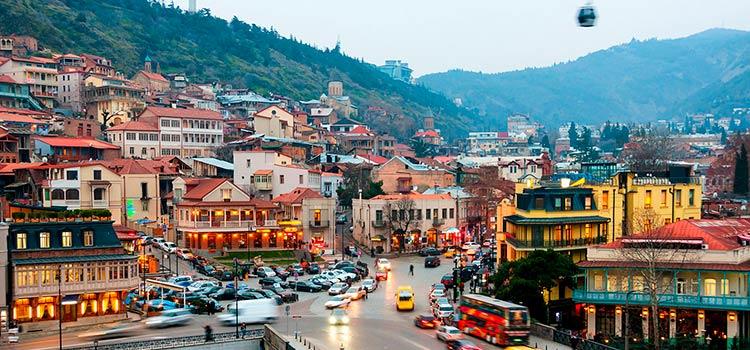 корпоративный счет в грузинском банке