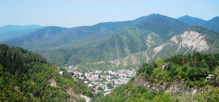 база недвижимости Грузии