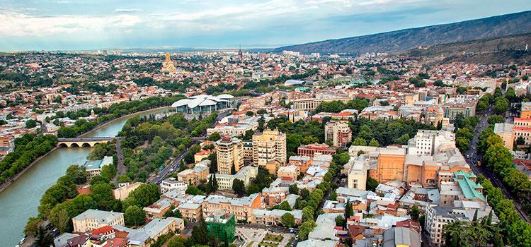 организация встреч с правительством Грузии