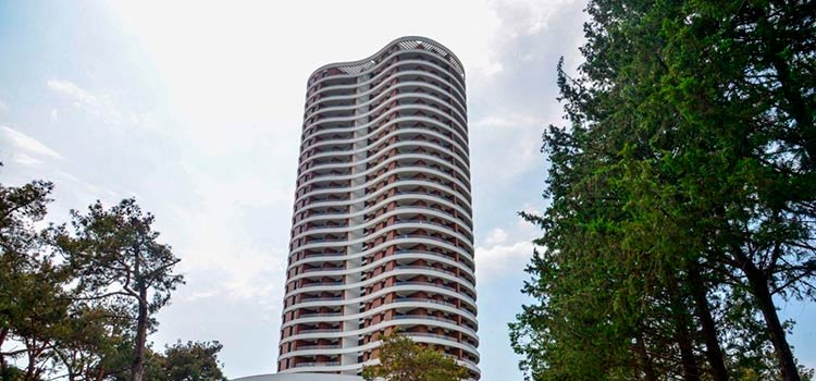 квартира в жилом комплексе Тбилиси