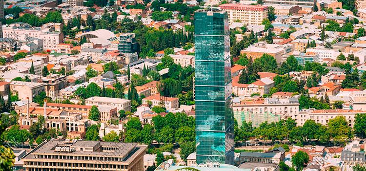 Вся недвижимость Грузии в нашей базе