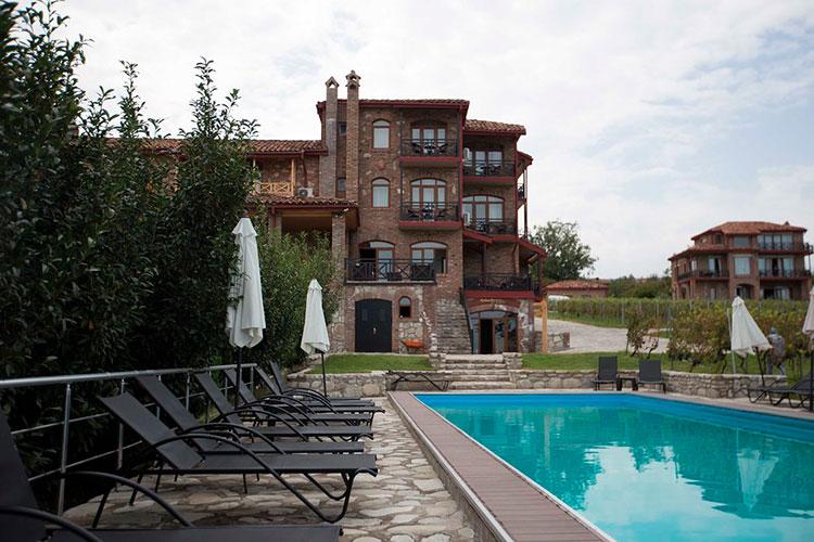 виллы Schuchmann Wines Luxury Villas