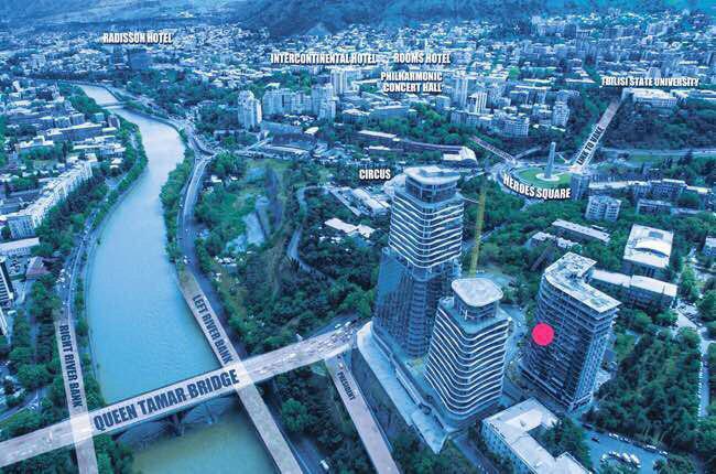 недвижимость в Тбилиси, Батуми, Гудаури