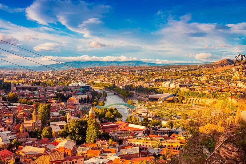 налогообложения иностранцев в Грузии