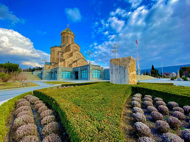 Грузия – туристический центр на Кавказе
