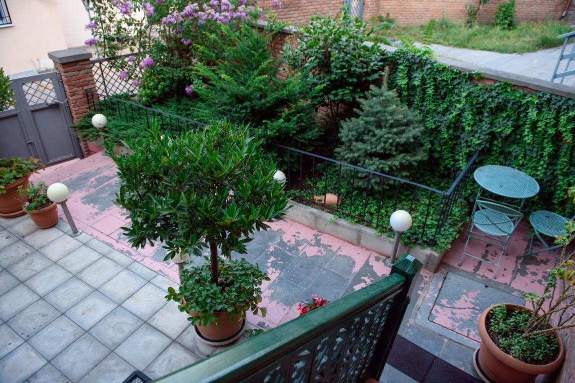 шикарные апартаменты в Тбилиси