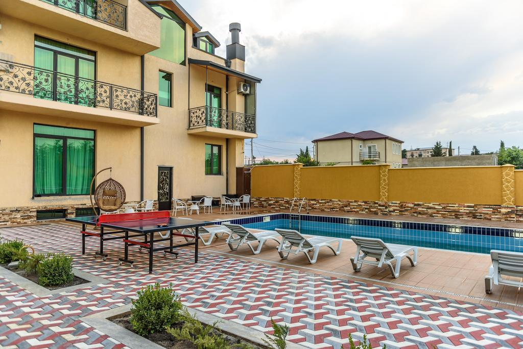 Buy a luxury hotel in Tbilisi