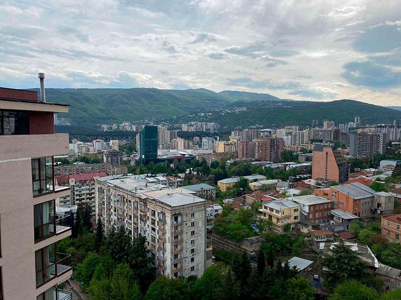 Ситуация на рынке недвижимости Тбилиси
