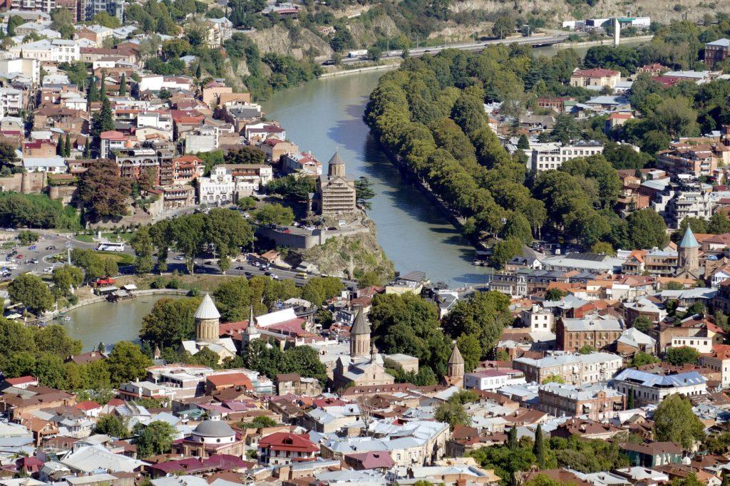 Недвижимость в Тбилиси - статистика
