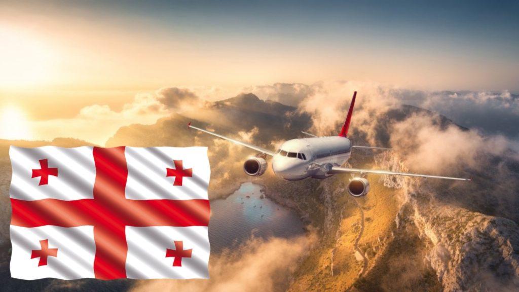 Грузия открыла воздушное пространство